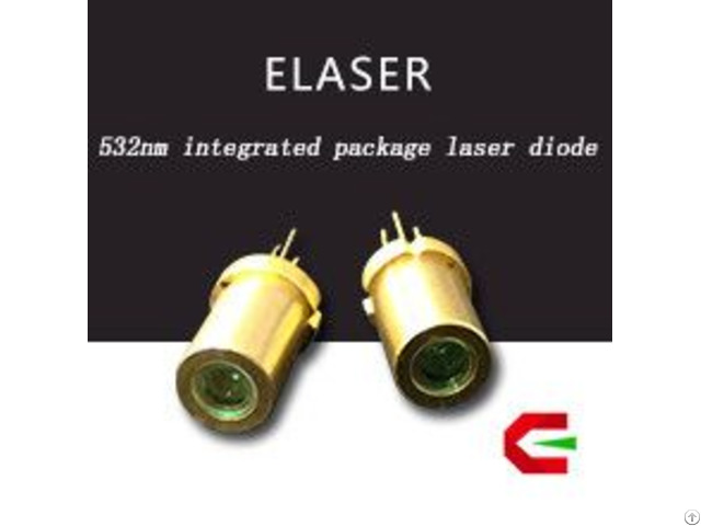Engineering Applied 20mw Tiny Sized 532nm Green Laser Light