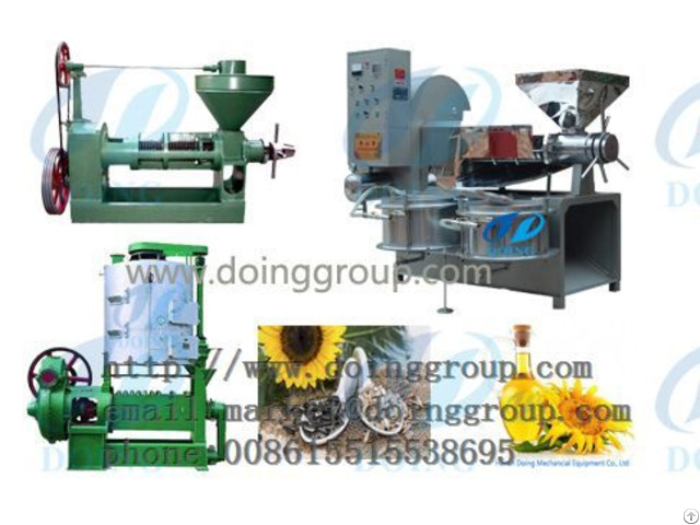 Sunflower Oil Solvent Extraction Machine Usage Rules