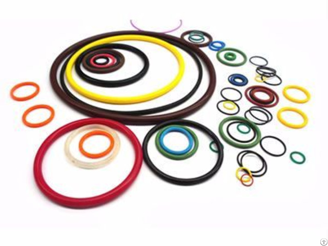 O Rings Absorb Tolerance Stacked Between Mated Surfaces