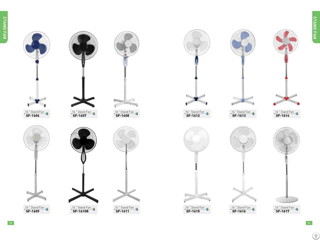 Stand Fan China Manufacturing With Cheap Price