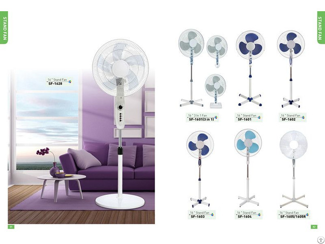 Stand Fan Manufacturing Expert /oem/ Odm
