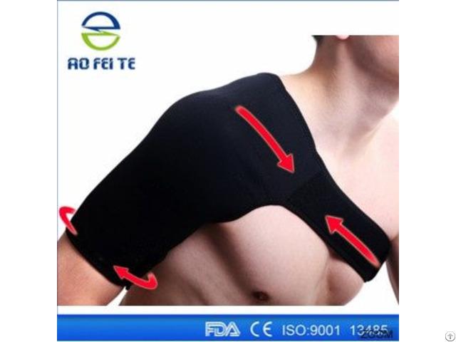 Sport Shoulder Support Aft Ss003