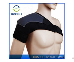 Adjustable Stretch Back And Shoulder Support Belt For Outdoor Sports Aft Ss002
