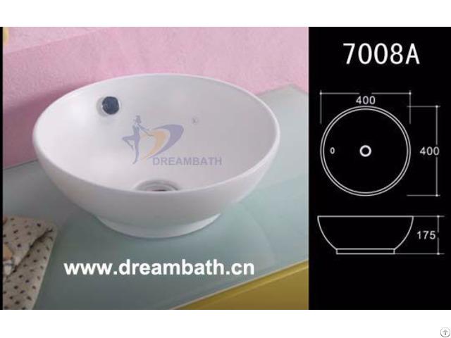 Round Bathroom Sink