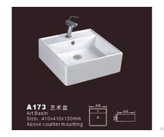Square Bathroom Basin Dreambath