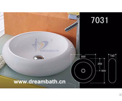 Circular Bathroom Sink Dreambath