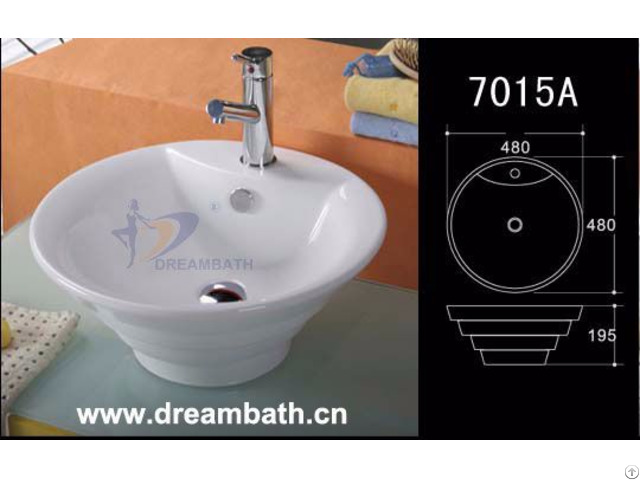 Porcelain Bathroom Basin Dreambath