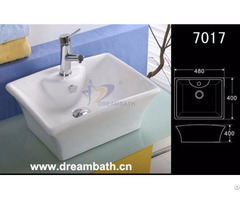 Ceramic Bath Sink