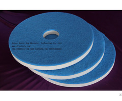 Cleaning Melamine Floor Pads