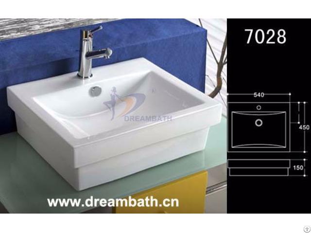 Porcelain Bath Sink