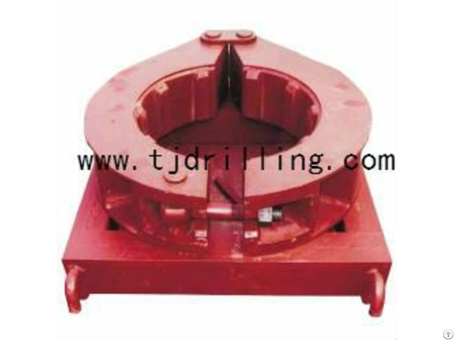 Mechanical Casing Clamp