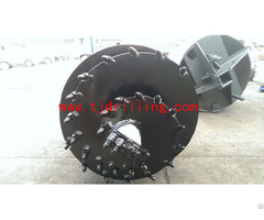 Conical Bottom Rock Auger