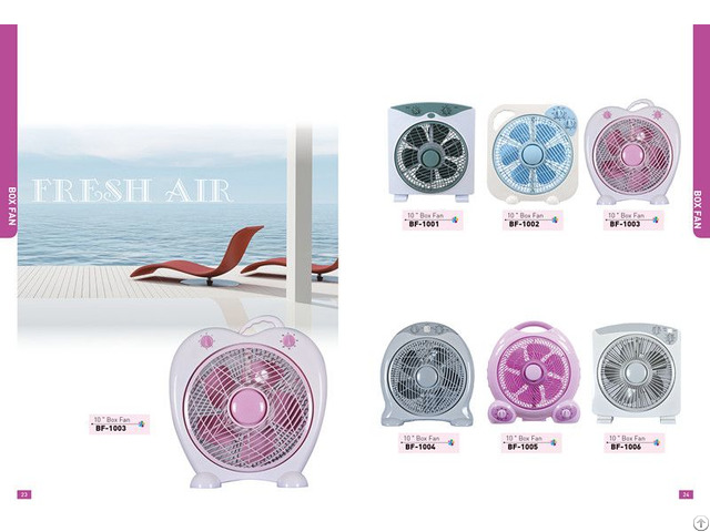 Box Fan Manufacturer From China Export Oem Odm