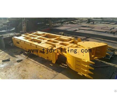 Hydraulic Diaphragm Walling Grab