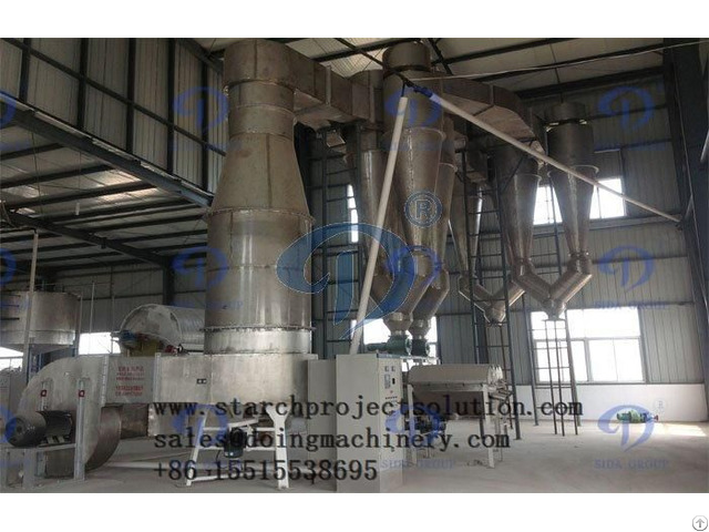 New Patent Equipment Air Flow Dryer Assembly