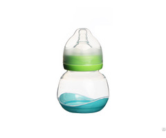 Newborn Big Plastic Wide Neck 240ml Baby Bottles With Milk Container