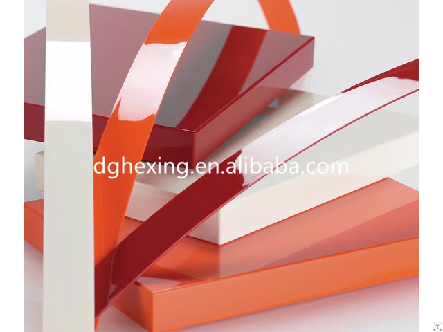 High Gloss Pvc Edge Banding Supplier