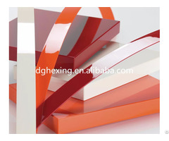 High Gloss Pvc Edge Banding Supplier