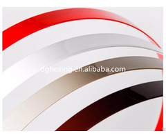 Pvc Edge Banding Decoration For Furniture