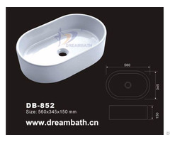 Oval Sink Dreambath
