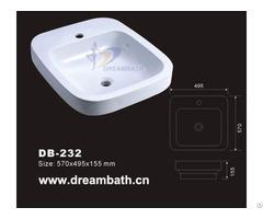 Ceramic Vessel Sink