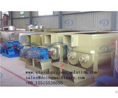 Carbon Steel Gluten Washing Machinery