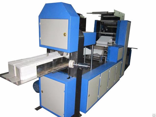 Paper Napkin Machine Fixed Size