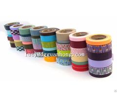 Colorful China Cheap Hot Sale Masking Adhesive Tape