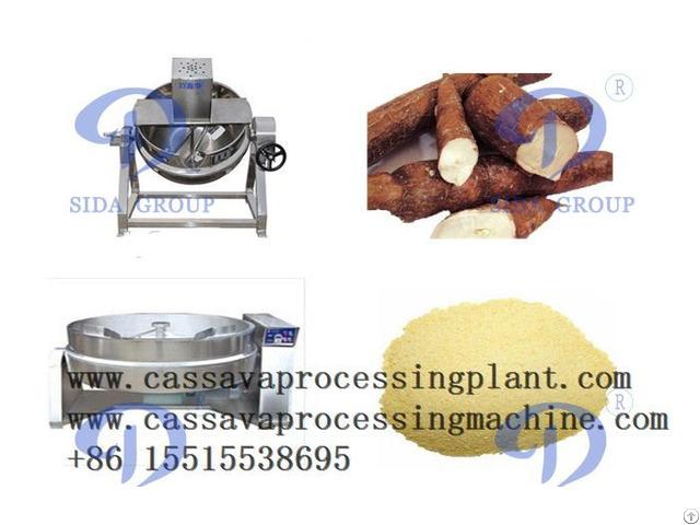 Garri Processing Line