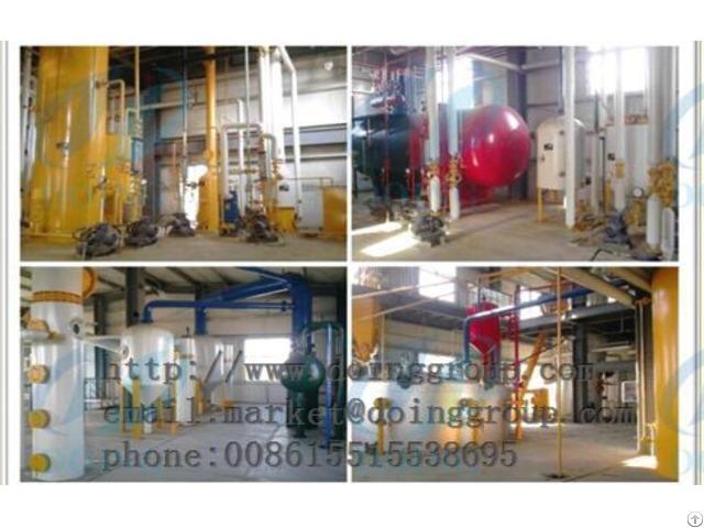 Sesame Oil Manufacturing Process