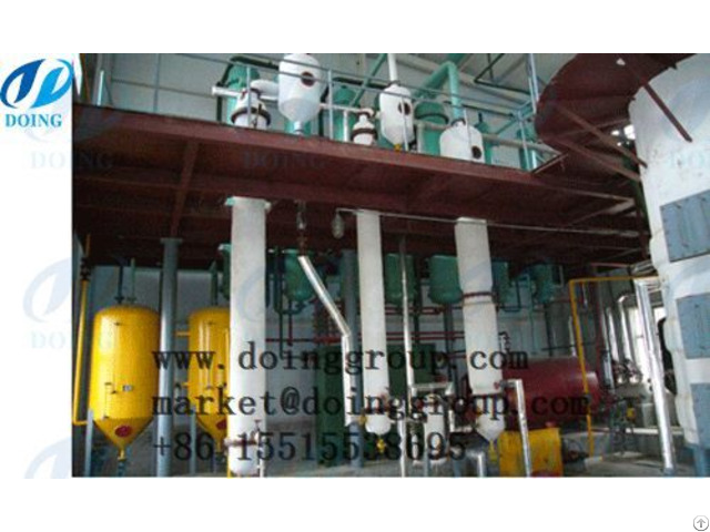 Dtdc In Cooking Oil Extractor