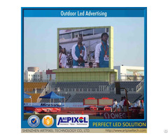 Good Quality Hd Full Color High Brightness Outdoor Usage P10 Led Display