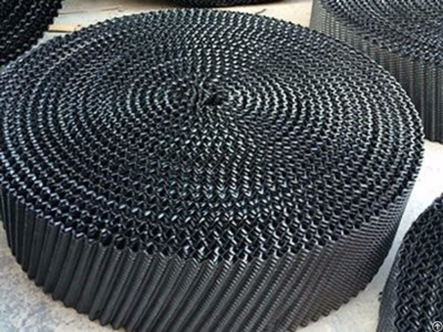 Round Cooling Tower Fills