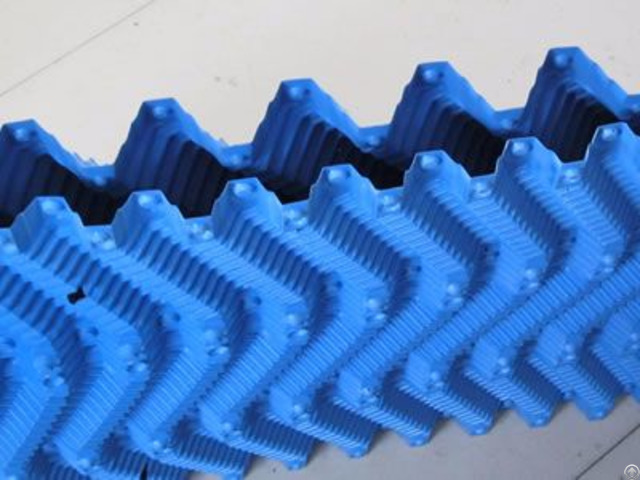 S Wave Cooling Tower Fills
