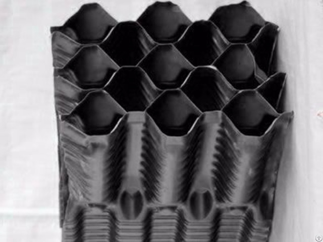 Cooling Tower Vertical Fills With Large Flow Channels