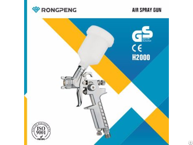 Rongpeng Hvlp Spray Gun H2000