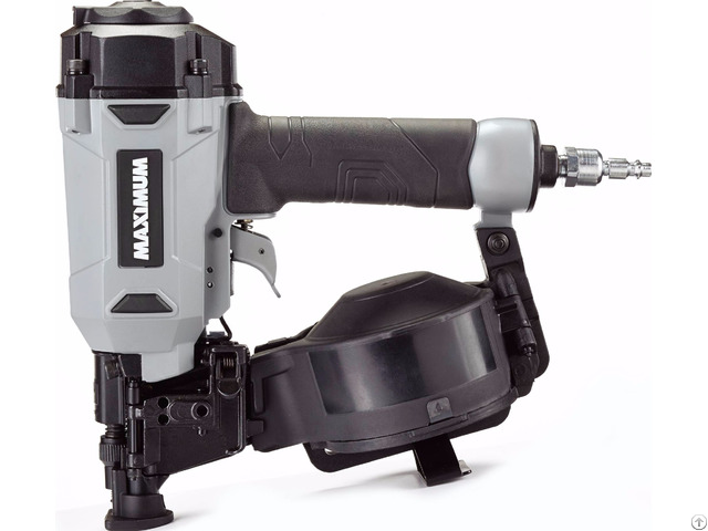 Rongpeng Coil Roofing Nailer Cn45m