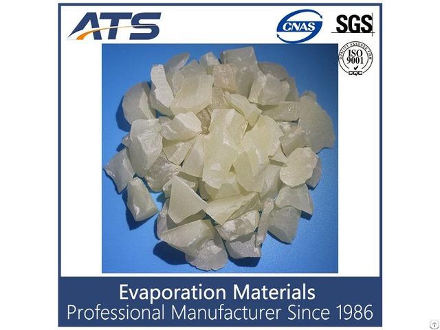 Zinc Sulfide Zns Crystal Granules