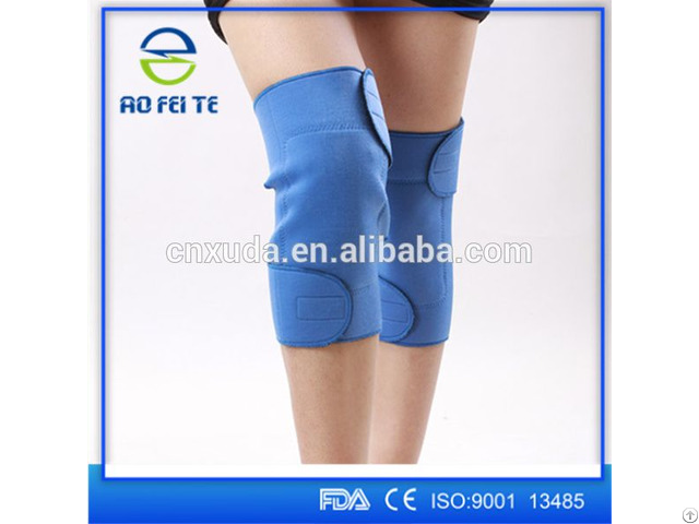 New Design Best Price Waterproof Neoprene Sports Elastic Knee Support Aft H005