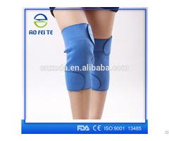 New Design Best Price Waterproof Neoprene Sports Elastic Knee Support Aft H005