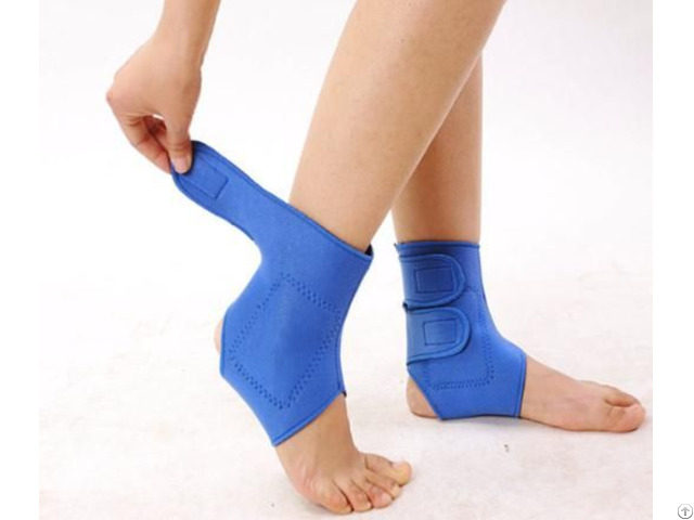 New Product Lightweight All Day Athletics Adjustable Ankle Support Aft H006
