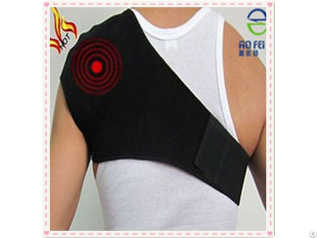 Adjustable Far Infrared Neoprene Shoulder Brace Aft H007
