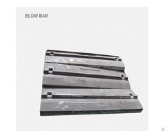 Blow Bar For Impact Crusher