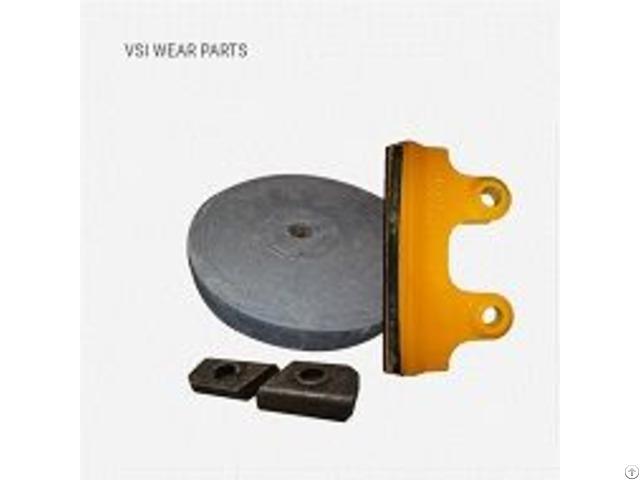 Wear Parts For Vertical Shaft Impactor Vsi