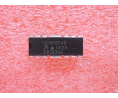 Utsource Electronic Components Ucn5804b