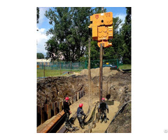 Used Vibro Hammer To Work On A Crane Or Piling Rig Pve 2316 Vm