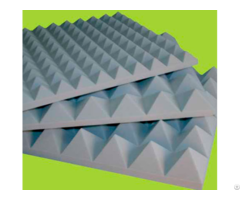 Sound Absorption Material Cleaning Melamine Foam