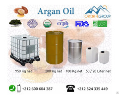 Organic Argan Oil Factory