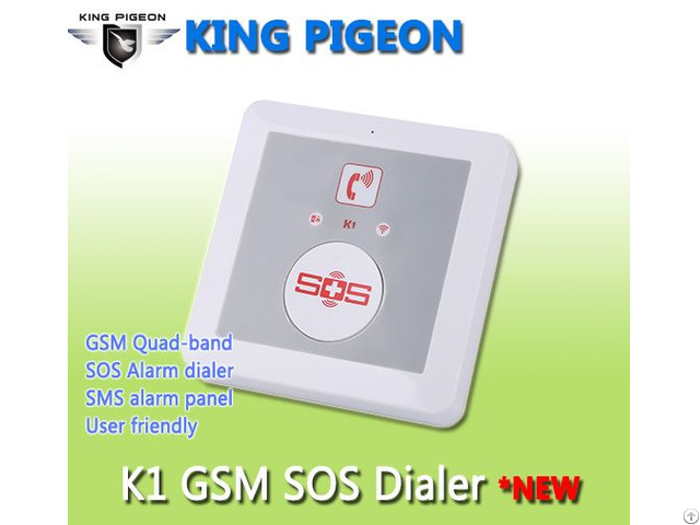 Gsm Dialer Sos Call K1