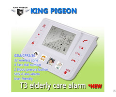 Gsm 3g Senior Alarm Helper T3
